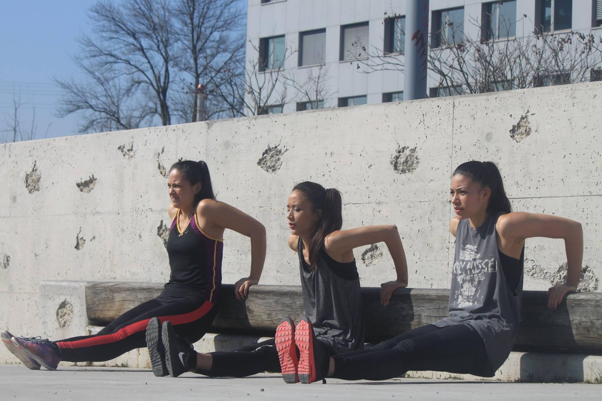 URBN Sports / URBN Yoga macht Winterpause
