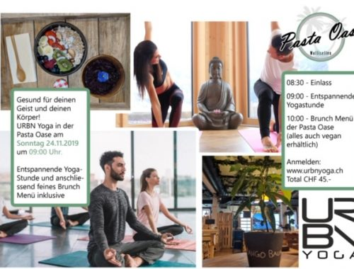 Urbn yoga, yoga, Brunch,